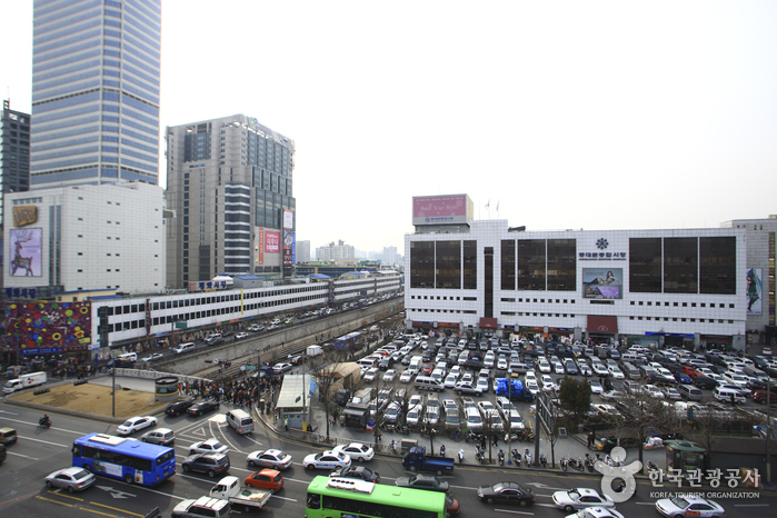 photo about Dongdaemun Market