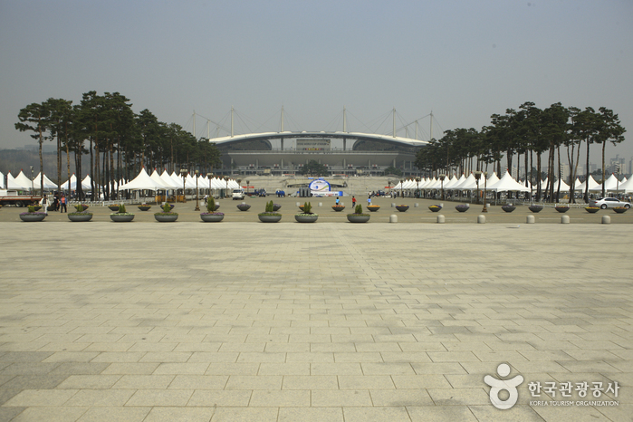 Parque de la Copa Mu...