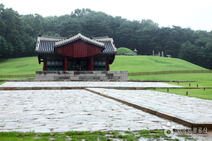 Yungneung / Geolleung (a.k.a, Yunggeolleung) [UNESCO World Heritage] (   [ ])