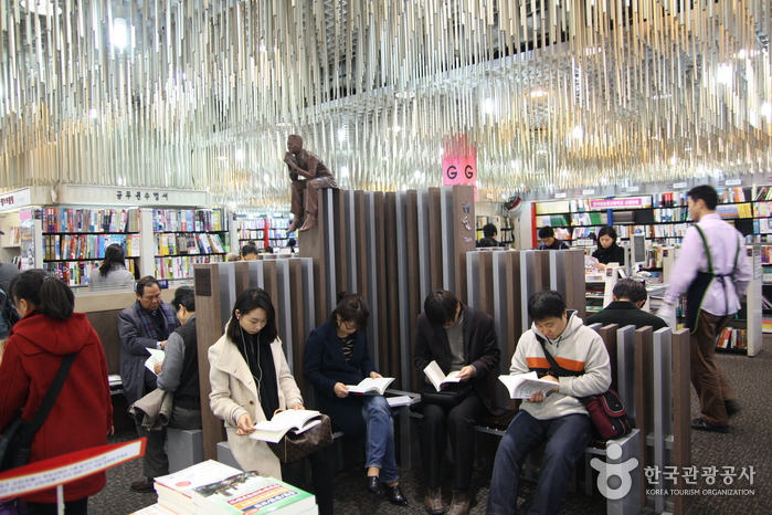 Kyobo Bookstore Co., Ltd. ((주) 교보문고)