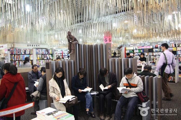 Kyobo Bookstore (교보문고)