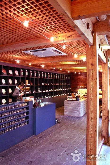 Музей красивого чая
