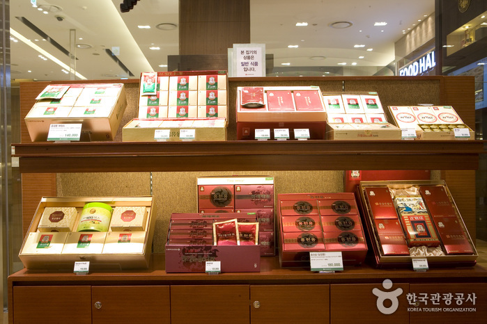 Jeonggwanjang (정관장-롯데백화점 센텀시티점)