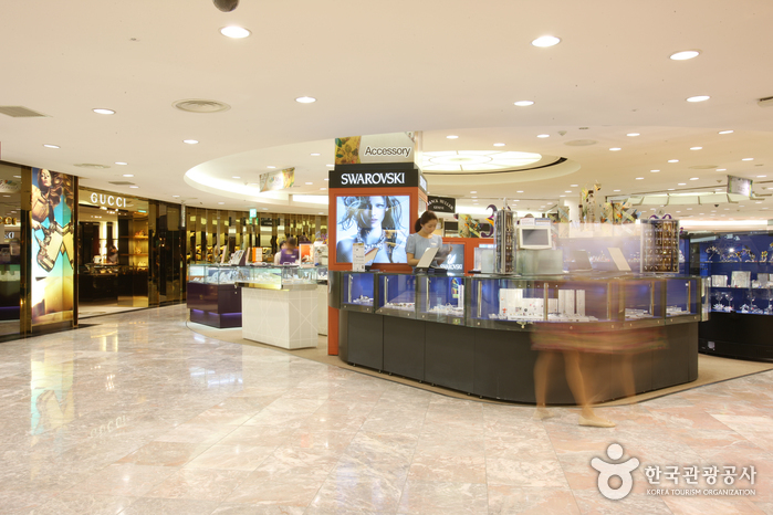 Lotte Duty Free Shop - Lotte World Branch (-)