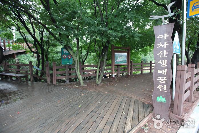 Экологический парк в горах Ачхасан (아차산생태공원)8