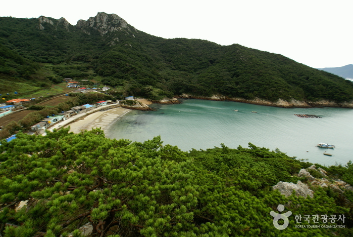 Yeongsando Island (영산도)