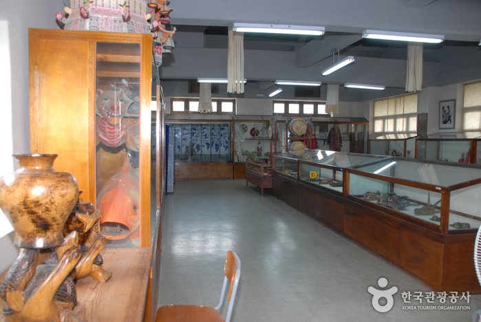Museo del Teatro Folclórico de Gongju (공주민속극박물관)