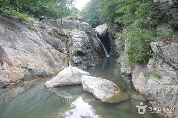 仙遊洞渓谷(山清)(선유동계곡(산청))