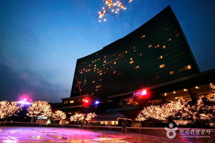 그랜드하얏트 서울 아이스링크