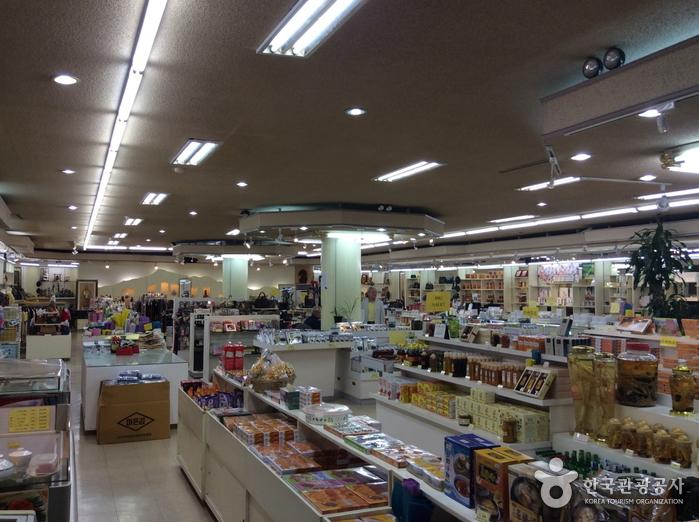 韓国記念品百貨店(한국기념품백화점)