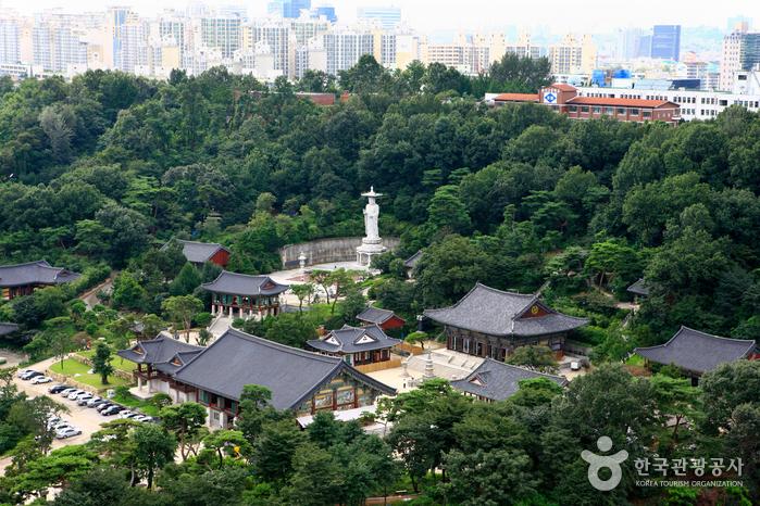 Bongeunsa Temple (Se...