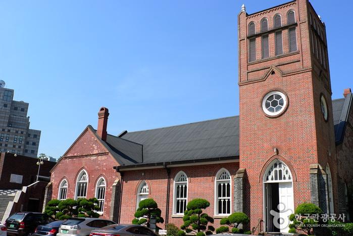 서울 정동교회