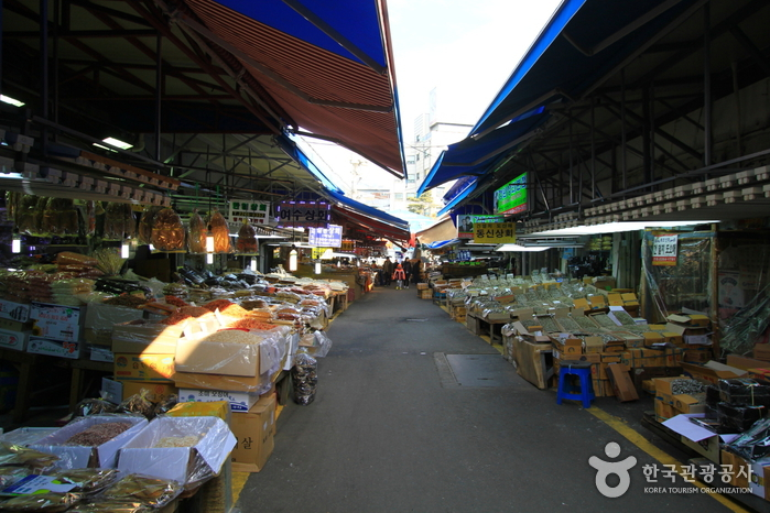 Jungbu-Markt Seoul (서울 중부시장)