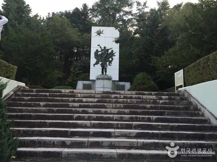 춘천지구 전적비(춘천지구 전적기념관)
