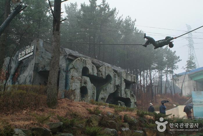 Исторический парк - лагерь для военнопленных Кочже12