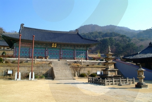 Haeinsa Temple ()