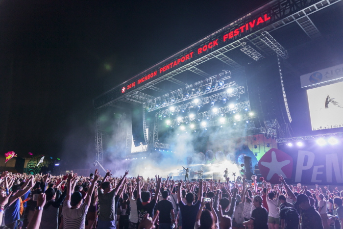 Incheon Pentaport Rock Festival (인천 펜타포트 락페스티벌)