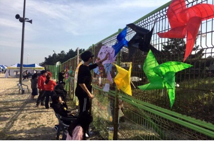 평화프로젝트155 2017