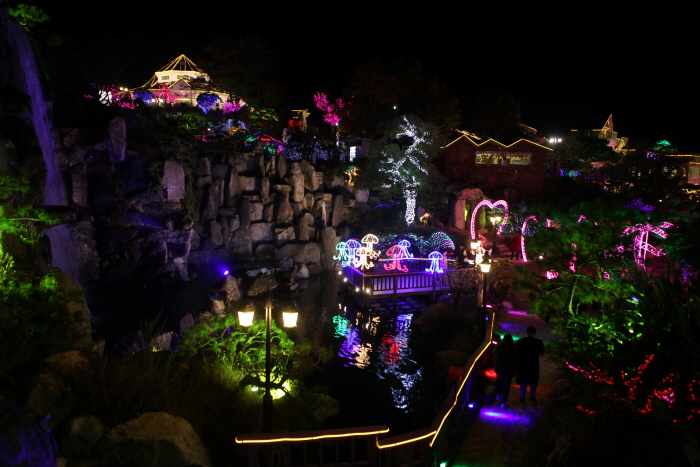 허브아일랜드 불빛동화축제 2018  사진6