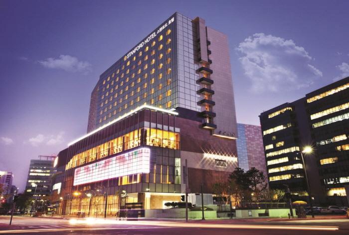 スタンフォードホテル ソウル(스탠포드호텔 서울)