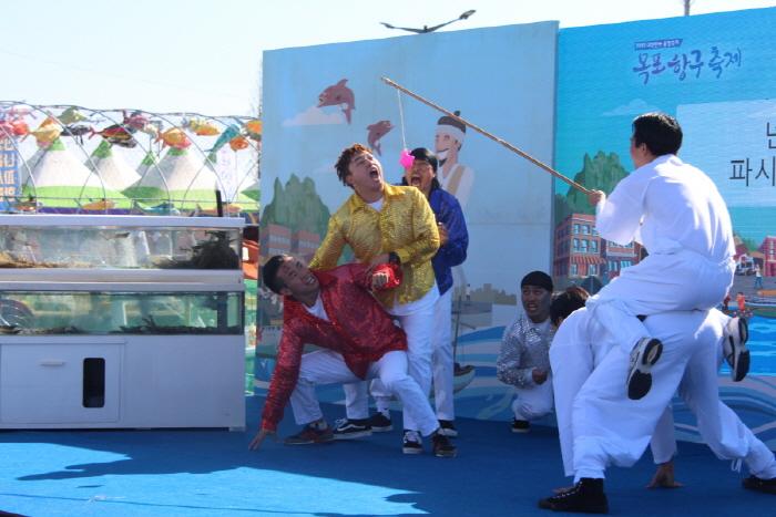 Портовый фестиваль в городе Мокпхо (목포항구축제)9