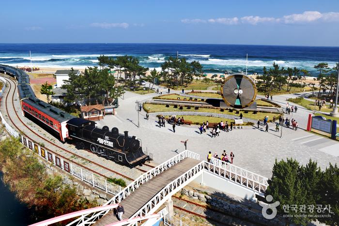 Парк песочных часов (모래시계공원)