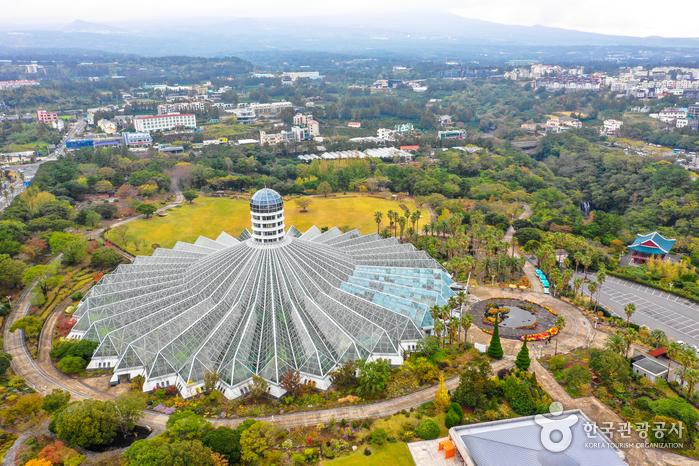 Jardín Botánico Yeomiji (여미지식물원)