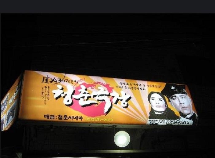 Cheongchun Theater(청춘극장)