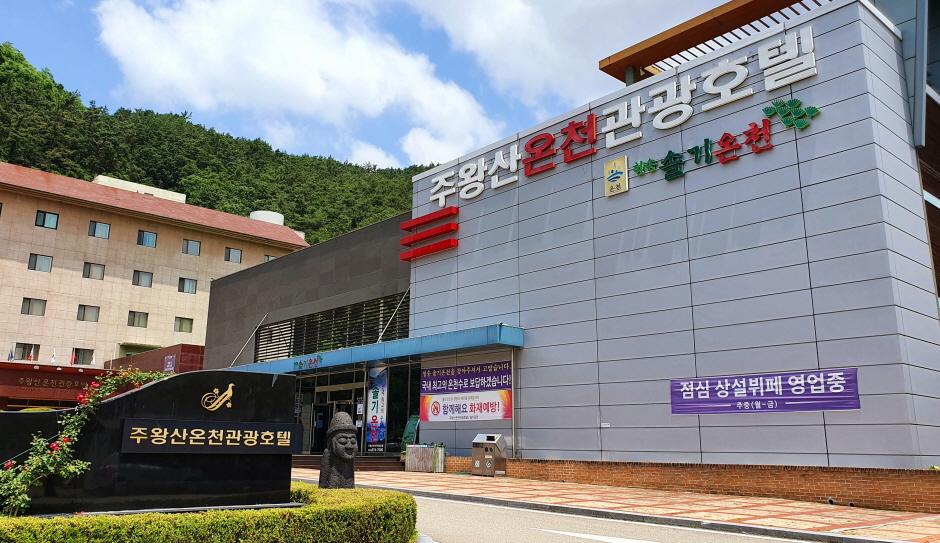 Juwangsan Spa Tourist Hotel (주왕산온천관광호텔)