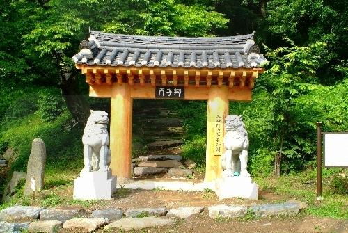 Tempel Seosan Buseoksa (부석사(서산))