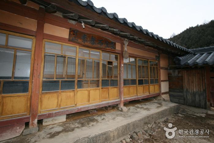 Родной дом Ли Хё Сока (이효석 생가터)6