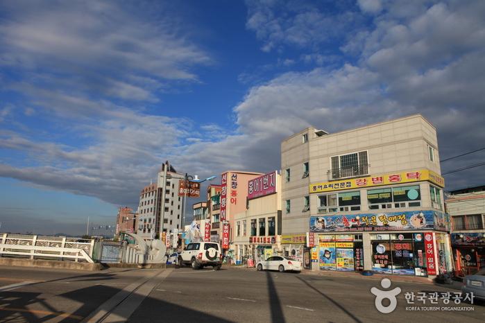 Yeongsanpo Skate Festival (영산포 홍어축제)