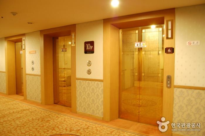 Hotel Interciti (호텔인터시티)