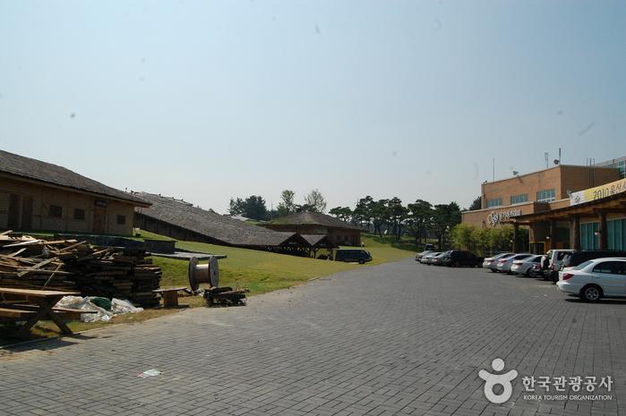 Деревня гончарных изделий на горе Вегосан (외고산옹기마을)28