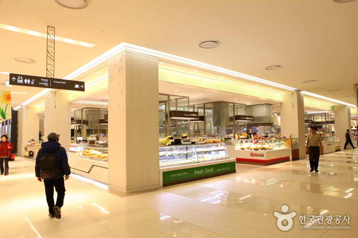 Lotte Mall Gimpo Airport (롯데몰 김포공항)