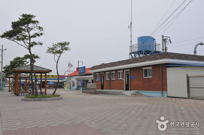 Bahnhof Jeongdongjin (정동진역)