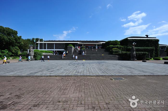 Музей фольклора и естественной истории Чечжу (제주도민속자연사박물관)31