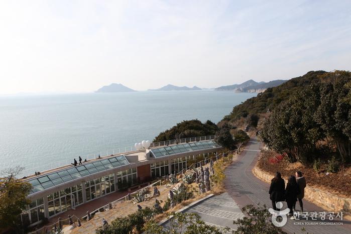 Meerespark Jangsado (장사도해상공원)