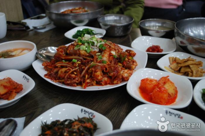 Dokcheon Restaurant (독천식당)