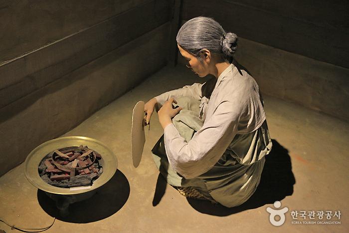 Тематическая деревня Тонипогамчхон (Тематический парк восточной медицины Санчхон) (동의보감촌 (산청한방테마파크))5