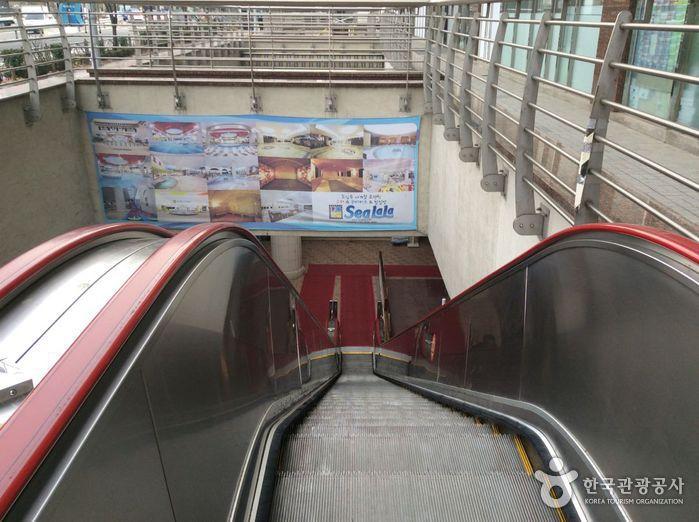 Sea LaLaウォーターパーク(씨랄라 워터파크)