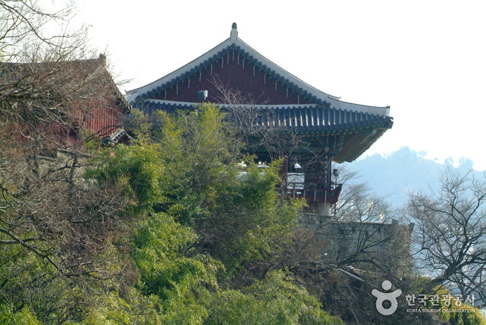 Chokseongnu Pavilion...