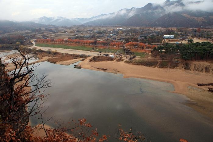풍산 류씨가 600여 년 간 이어온 양반마을