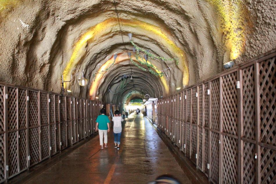 [웰촌] 여름나기 좋은 농촌마을 여행 1선, 동굴에서 즐기는 와인 맛 무주 여행