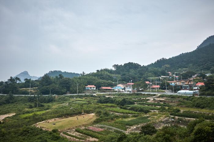 Sebang Village (세방마을)