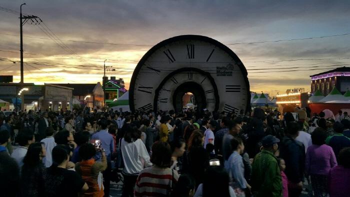 군산시간여행축제 2018