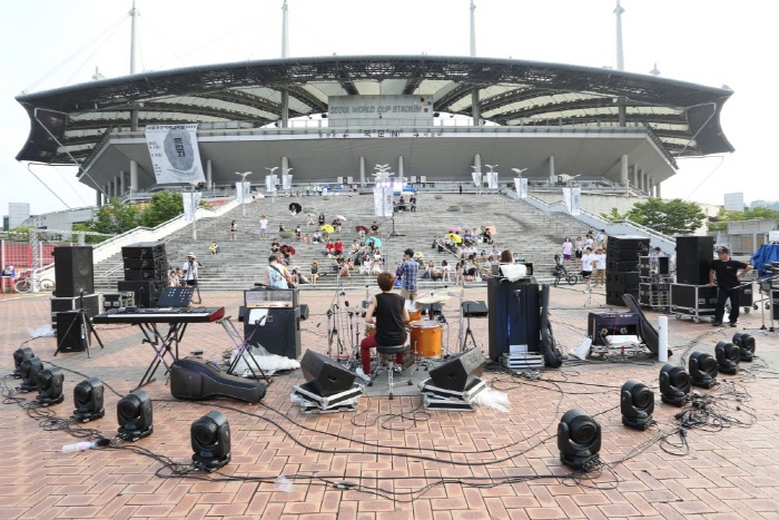 Фестиваль Фриндж в Сеуле (서울프린지페스티벌 2015)