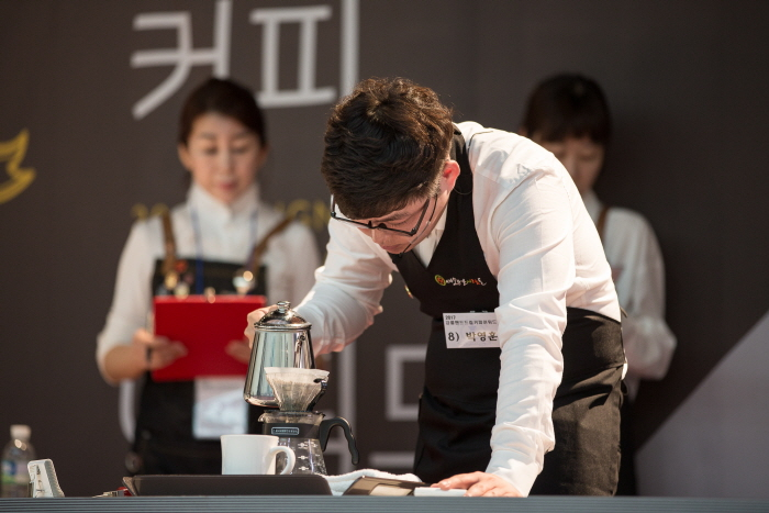 Gangneung World Winter Coffee Festival Jazz Presso (강릉세계겨울커피축제 재즈 프레소)