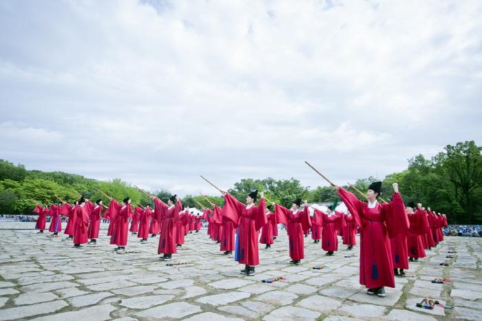 宗廟大祭(종묘대제)