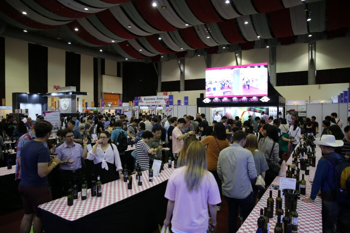 Internationales Weinfestival Daejeon (대전국제와인페스티벌)